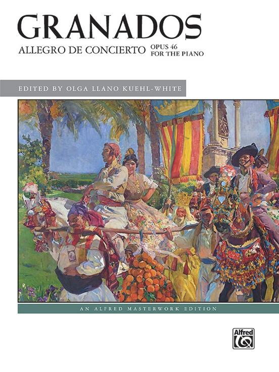 Granados: Allegro de Concierto, Op. 46