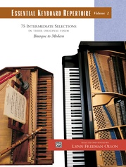 Essential Keyboard Repertoire, Volume 2