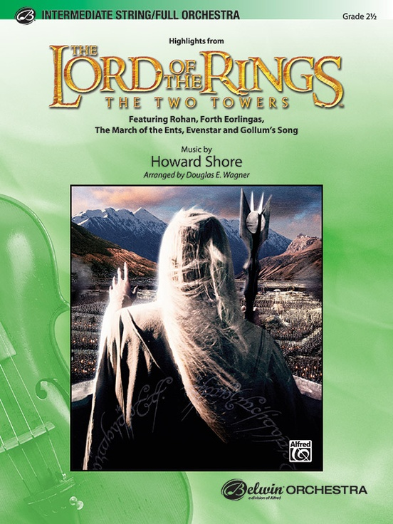 The Lord of the Rings: The Two Towers, Highlights from