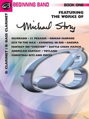 Belwin Beginning Band, Book One (featuring the works of Michael Story)
