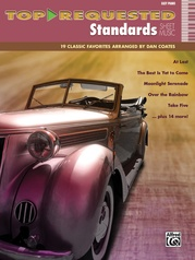 Top-Requested Standards Sheet Music