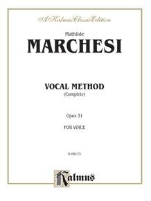Vocal Method, Opus 31 (Complete)