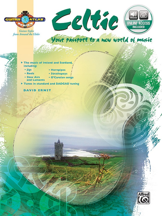 Guitar Atlas: Celtic