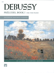 Debussy, Preludes, Book 1