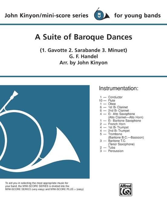A Suite of Baroque Dances