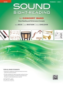 Sound Sight-Reading for Concert Band, Book 1