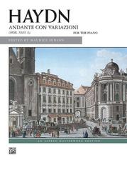 Haydn: Andante con variazioni