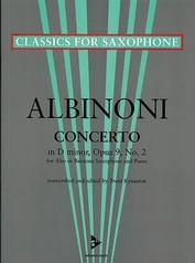 Concerto D Minor Opus 9, No. 2