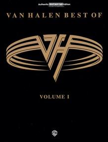 Van Halen Best Of, Volume I