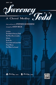 Sweeney Todd: A Choral Medley
