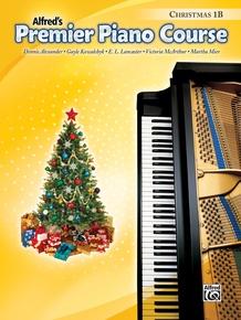 Premier Piano Course, Christmas 1B