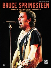 Bruce Springsteen: Sheet Music Anthology
