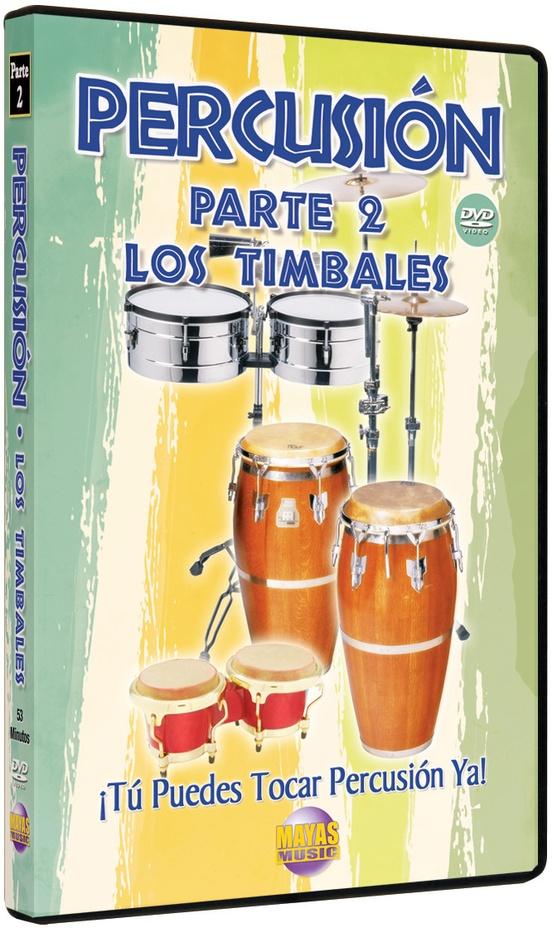 Percusión Vol. 2