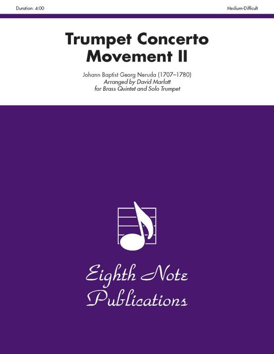 Trumpet Concerto (Movement II)