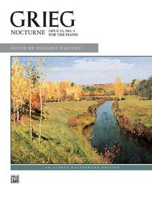 Grieg, Nocturne, Opus 54, No. 4