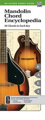 Mandolin Chord Encyclopedia (2nd Edition)