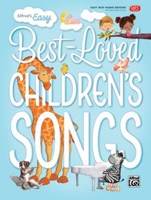 Alfred's Easy Best-Loved Children's Songs