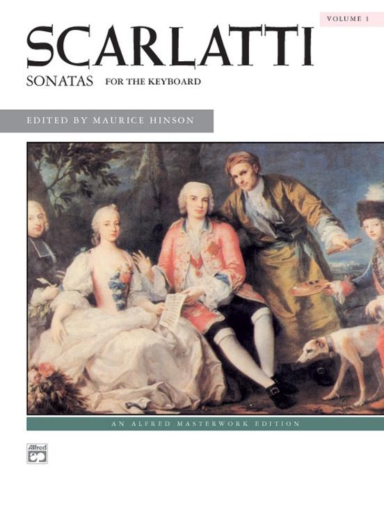 Scarlatti: Sonatas, Volume 1