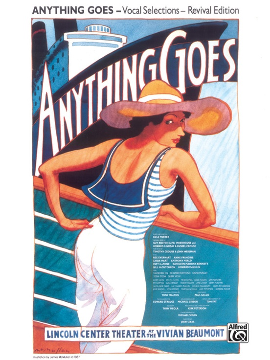 Anything Goes (Revival Edition): Vocal Selections
