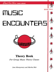 Music Encounters Student Theory Workbook, Level 2
