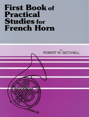 Practical Studies for French Horn, Book I
