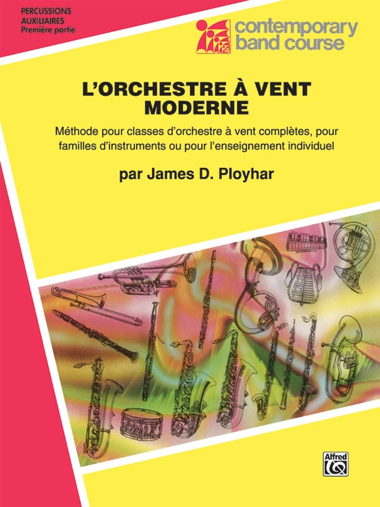 Band Today, Part 1 in French [L'Orchestre À Vent Moderne]