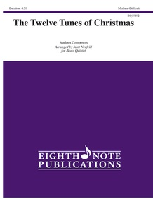The Twelve Tunes of Christmas