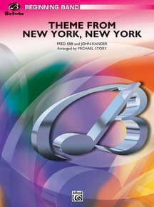 <I>New York, New York,</I> Theme from