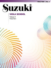 Suzuki Viola School, Volume 8