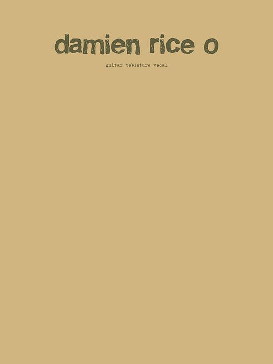 Damien Rice: O