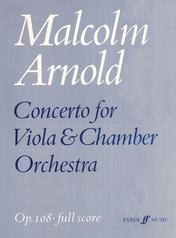 Concerto for Viola & Chamber Orchestra