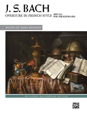 J. S. Bach, Overture in French Style, BWV 831