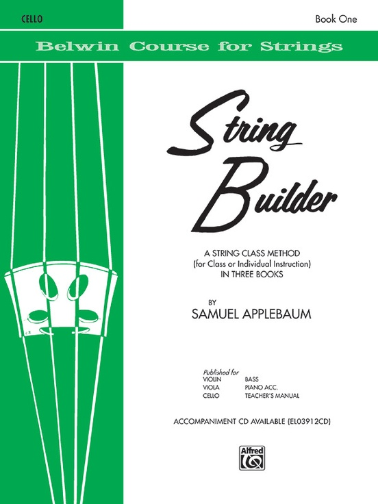 String Builder, Book I