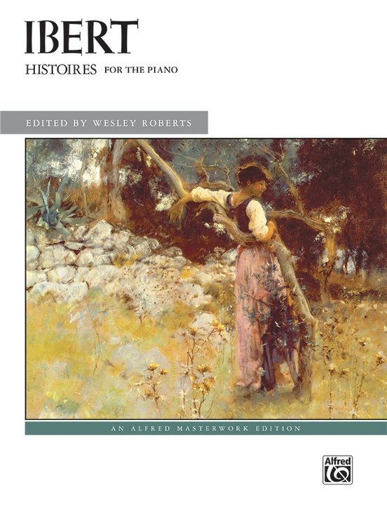 Ibert: Histoires
