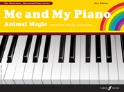 Me and My Piano Animal Magic (New Edition)