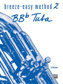 Breeze-Easy Method for BB-flat Tuba, Book II
