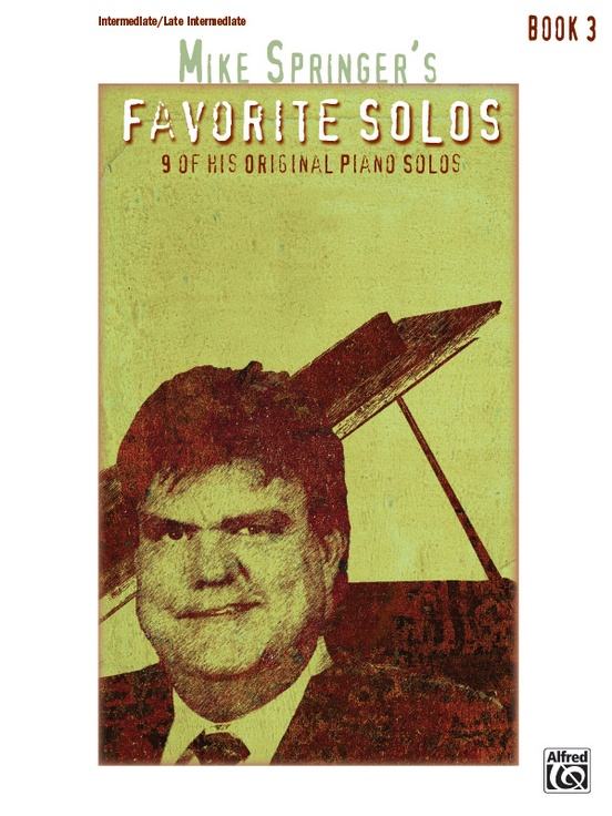 Mike Springer's Favorite Solos, Book 3