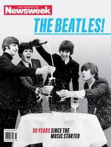 The Beatles! 50th Anniversary Commemorative Bookazine