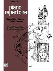 Piano Repertoire, Level 5