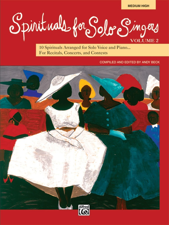 Spirituals for Solo Singers, Volume 2