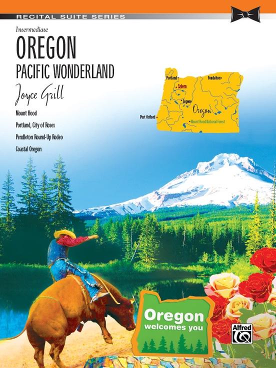 Oregon: Pacific Wonderland