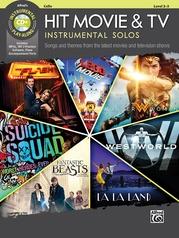 Hit Movie & TV Instrumental Solos for Strings