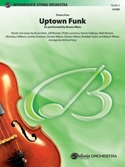 Uptown Funk, Theme from