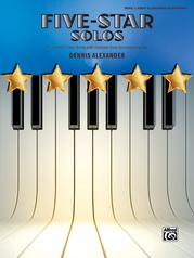Five-Star Solos, Book 1