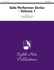 Solo Performer Series, Volume 1