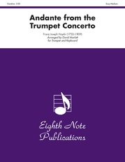 Andante (from the Trumpet Concerto)
