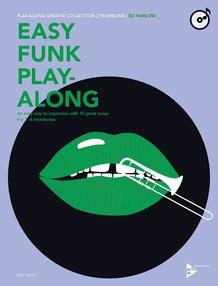 Easy Funk Play-Along: Trombone