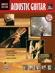 Complete Acoustic Guitar Method Complete Edition
