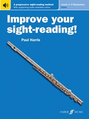 Improve Your Sight-Reading! Flute, Levels 1-3 (Elementary)