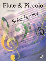 Flute and Piccolo Note Speller